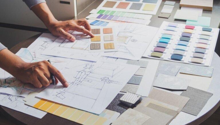 Izplatītākie jautājumi, ko interjera dizaineri uzdod klientam