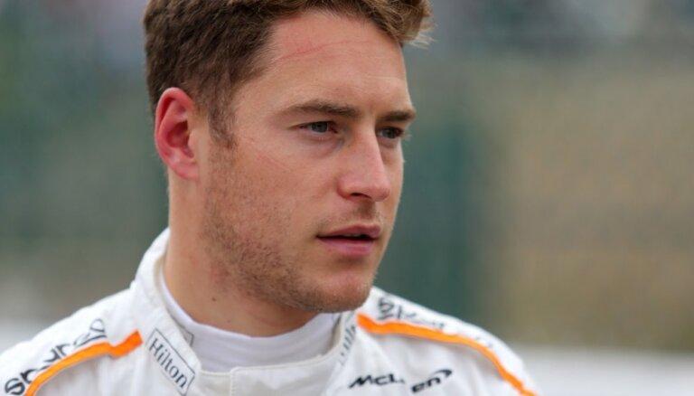 Arī Vandorns pametīs 'McLaren' F-1 komandu, viņa vietā nāks 18 gadus vecais Noriss