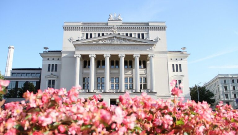 Noslēdzies konkurss par Latvijas Nacionālo operu