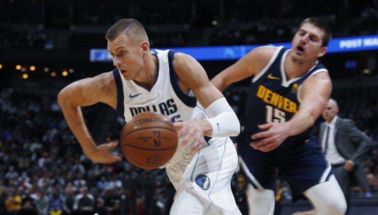 NBA spēlētājiem liegts pamest Ziemeļameriku, apmeklēt treniņu zāles