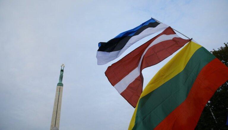 Baltijas valstu premjerministri aicina iedzīvotājus aktīvi iesaistīties diskusijās par Eiropas nākotni