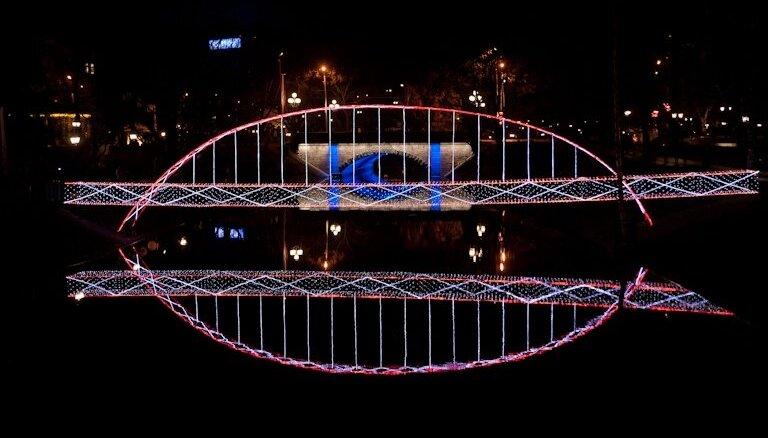 С 14 по 18 ноября в столице пройдет фестиваль света Staro Rīga 2014