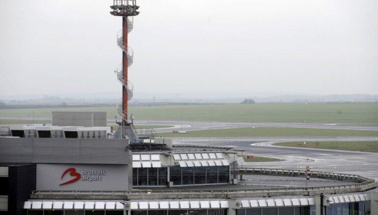 Аэропорт Брюсселя будет закрыт до 28 марта