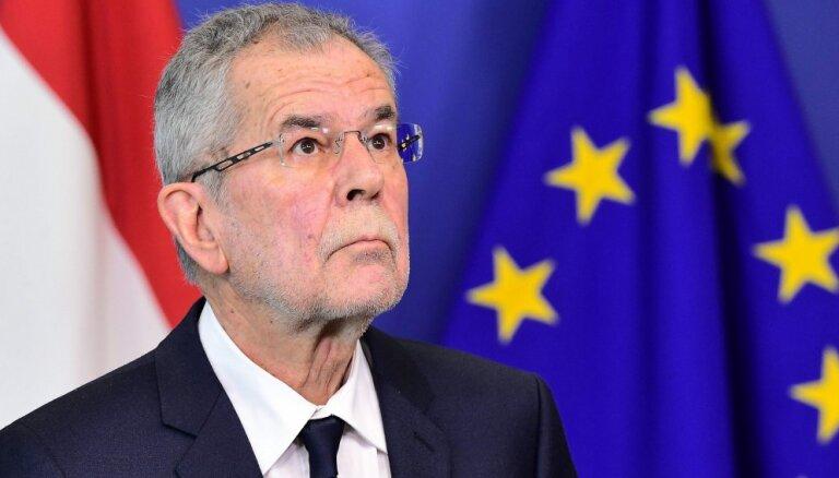 """Президент Австрии призвал ЕС """"не плясать под дудку Трампа"""""""