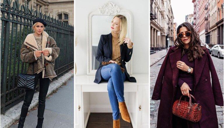ФОТО. Как одеваться в ноябре: 30 идей на каждый день месяца