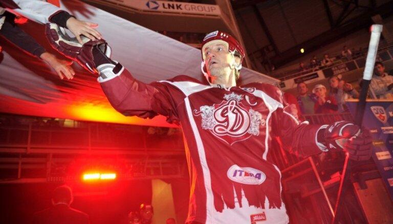 Rīgas 'Dinamo' sezonas noslēguma pasākumā godinās Sandi Ozoliņu