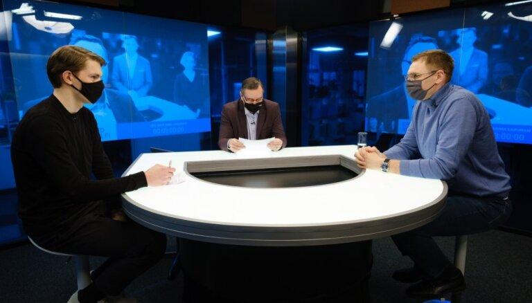 Izlases komplektēšana un 'karmiskais' mārketings – LBS ģenerālsekretārs Cipruss 'Spried ar Delfi'. Pilns ieraksts