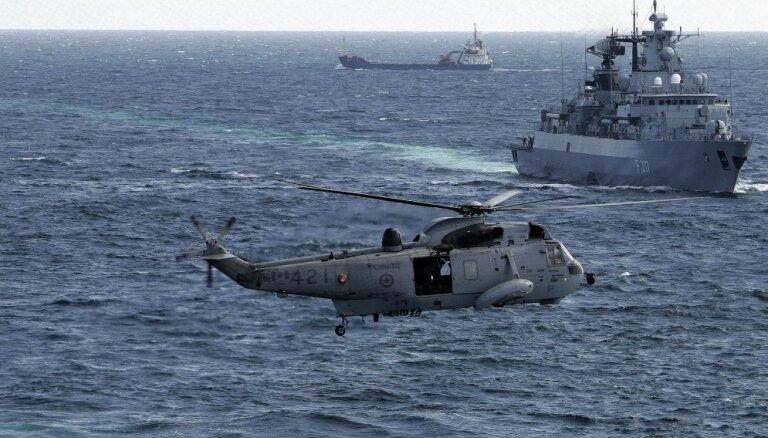 Корабельная группировка НАТО направилась в Черное море