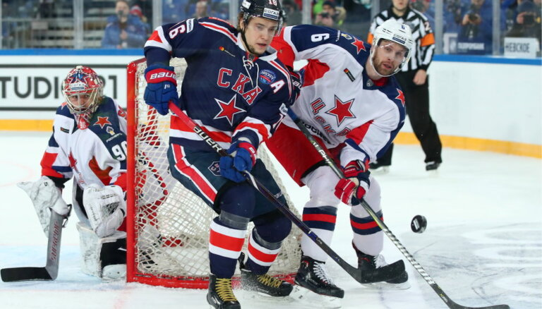 ФОТО: Хоккейный матч СКА — ЦСКА побил установленный немцами рекорд Европы