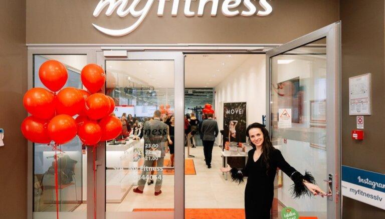 В Пурвциемсе открылся новый современный спортклуб – MyFitness Dzelzava