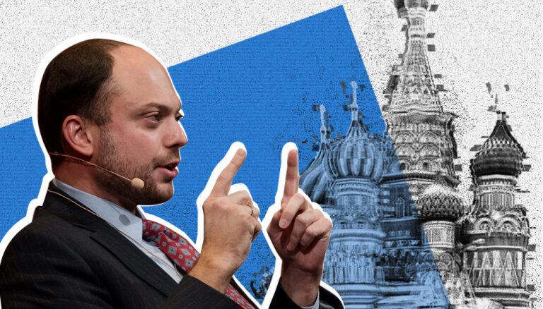 Kara-Murza: Mēs gatavojamies Putina režīma beigām