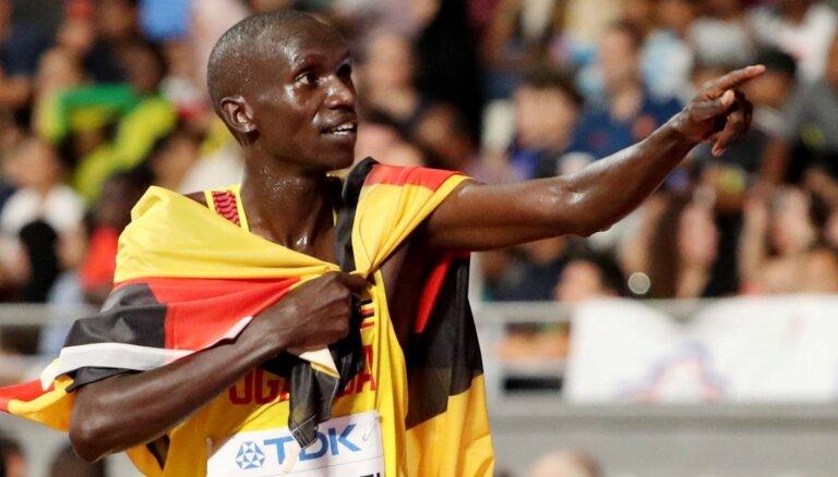 Čeptegei Monako labo pasaules rekordu piecu kilometru skrējienā