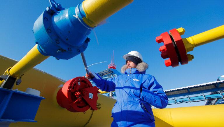 Украина не готова к прямым поставкам газа из России
