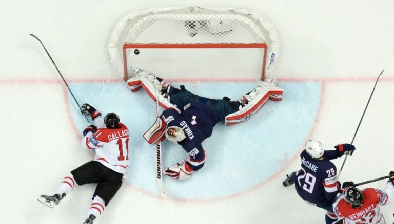 Видеообзор увлекательного североамериканского полуфинала в Москве