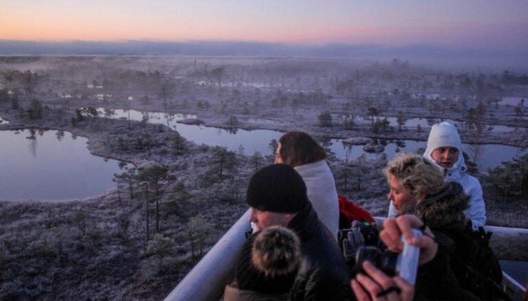 Nesēdi mājās! Dabas takas, ūdenskritumi un klintis, ko vērts apskatīt arī ziemā
