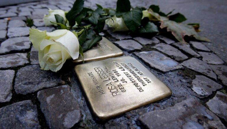 Rīgā notiks starptautiska konference par holokaustu