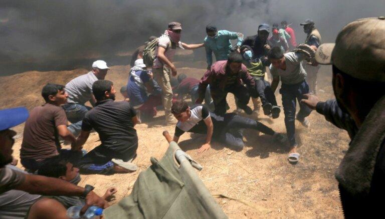 ASV bloķē ANO aicinājumu izmeklēt palestīniešu nogalināšanu