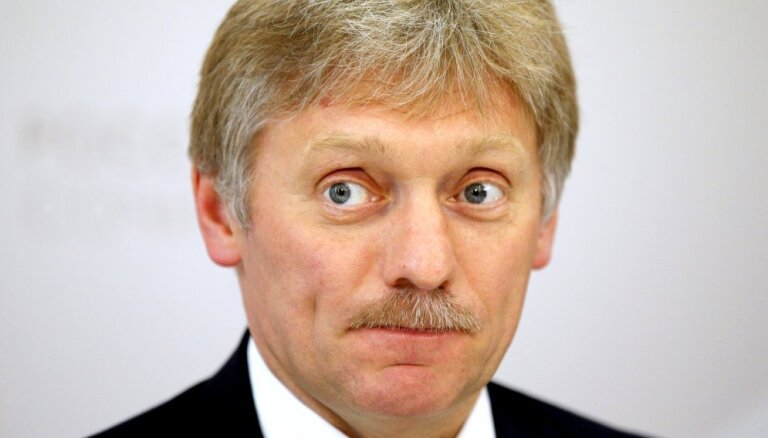 Песков: под видом журналистов на встречу с Путиным пришли клеветники и жалобщики