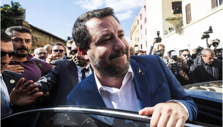 'Līga' un AfD dibinās jaunu EP frakciju