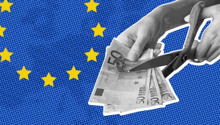 ES budžeta tapšana: runa nav tikai par naudu
