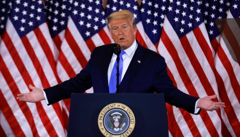 Трамп оплатил пересчет части голосов в Висконсине