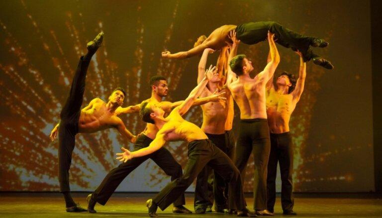 Tallinā uzstāsies deju trupa 'Bad Boys Of Dance' ar šovu 'Rock The Ballet'