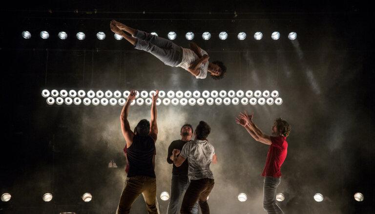 Рижский цирк открывает сезон представлением Somos - историей с латиноамериканских улиц