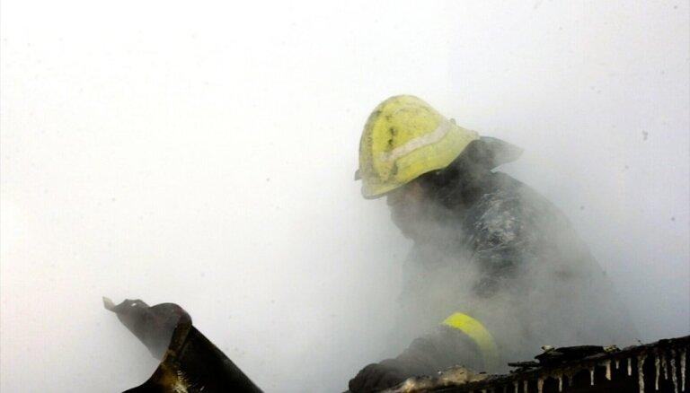 В квартире загорелся холодильник: в огне пожара погиб человек