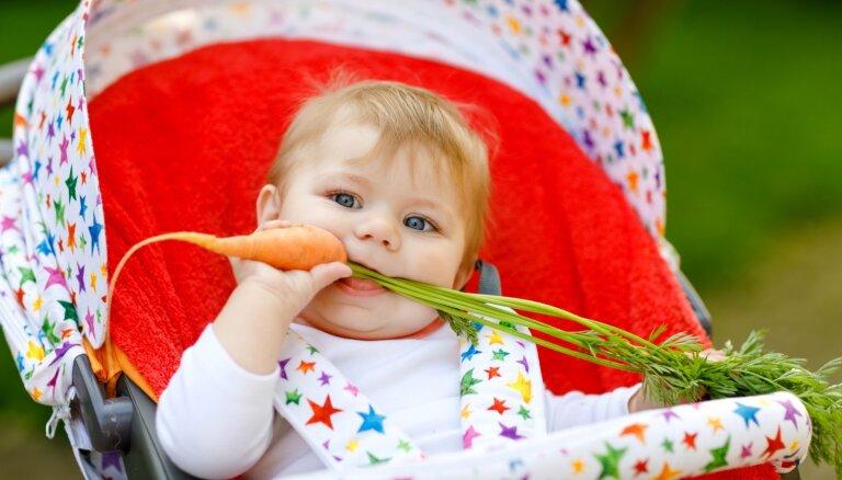 Как с помощью питания укрепить детский иммунитет в летний сезон