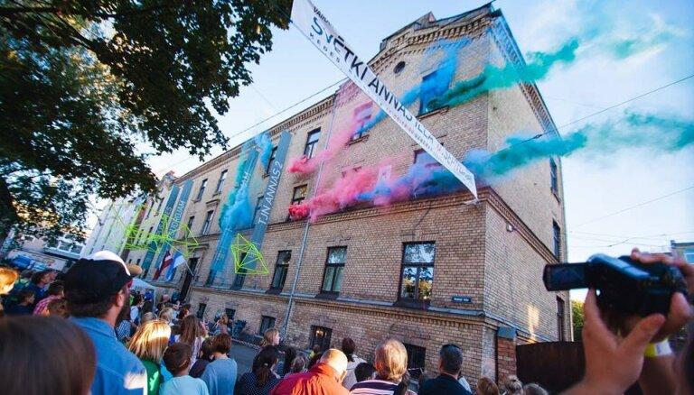 40 pulciņi un tehniskās darbnīcas: ko bērniem un jauniešiem piedāvās Annas ielas svētki