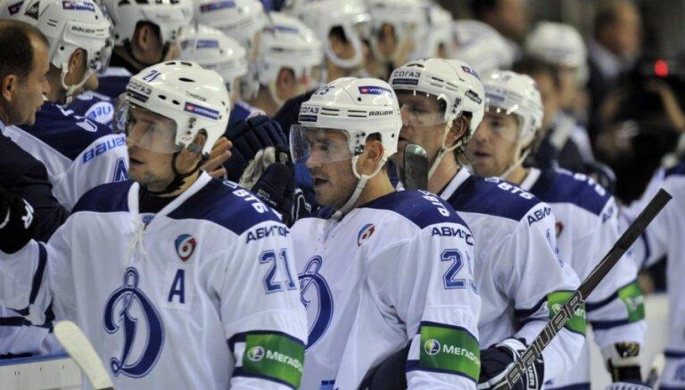 Maskavas 'Dinamo' turpinās spēlēt iepriekšējā ledus arēnā