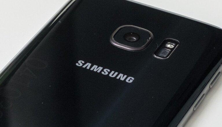 Publiskota pirmā jaunā 'Samsung Galaxy S8' fotogrāfija
