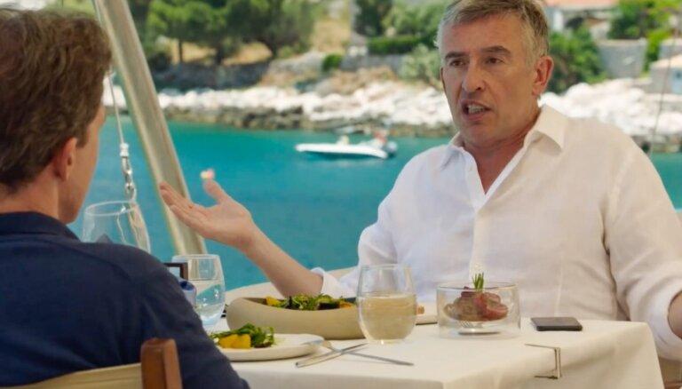 Noskaties! Kūgans un Braidons dodas ceļojumā uz Grieķiju