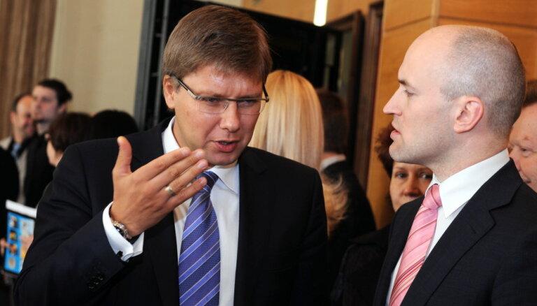 EP vēlēšanu aģitācijas lielākie tērētāji – 'Attīstībai/Par', 'Saskaņa' un Krievu savienība