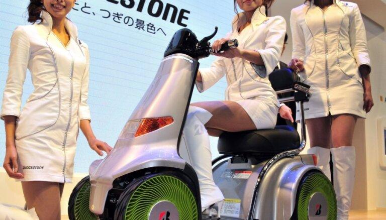 'Bridgestone' reorganizē uzņēmumu Latvijā