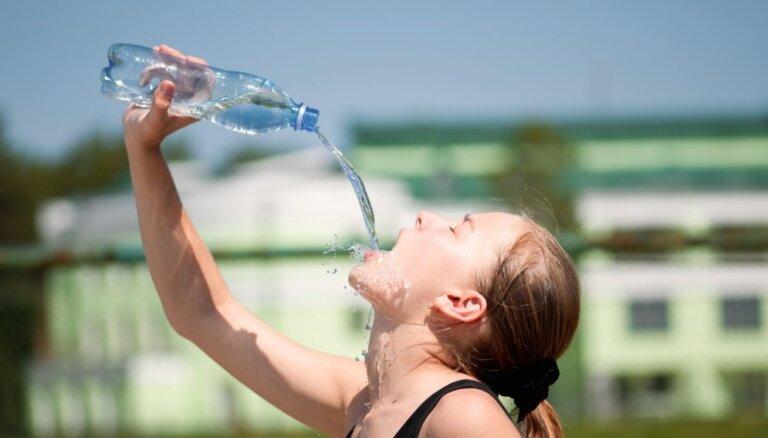Где в Латвии жара была самой сильной? В Таллине зафиксировано +34 градуса
