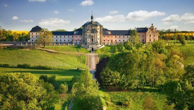 Atdzimis Kuksas grandiozais komplekss Čehijā