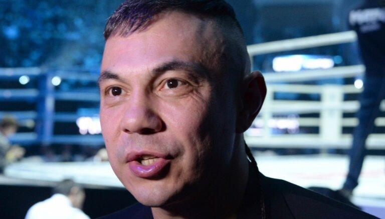 Сын Кости Цзю провозглашен лучшим боксером Австралии