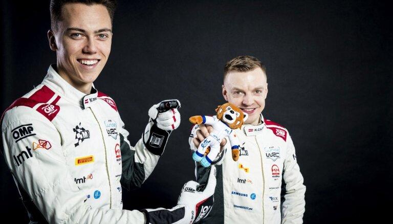 Sesks 'Rally Liepāja' pirmo reizi startēs ar pilnpiedziņas auto