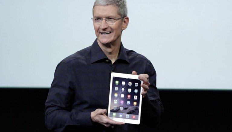 Apple впервые зафиксирует падение продаж планшетов iPad