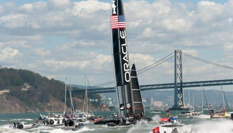 Par 'TikTok' tehnoloģiju partneri ASV varētu kļūt 'Oracle'