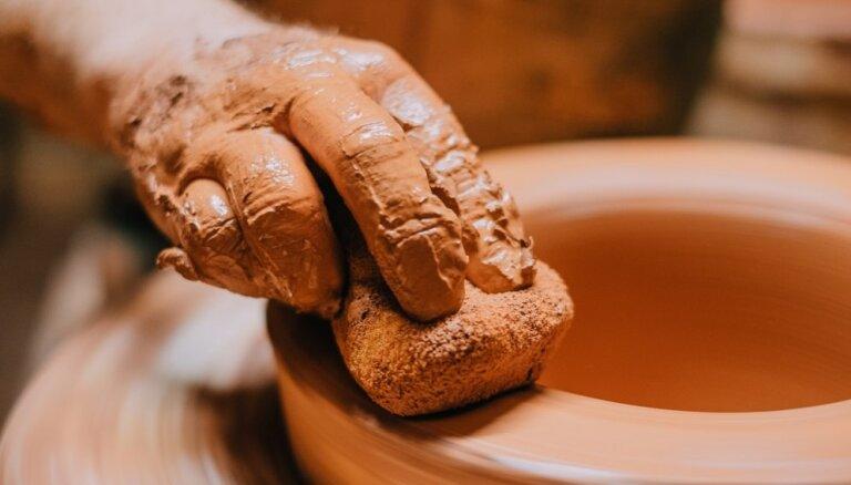 Ar plašu programmu norisināsies II Latvijas Starptautiskā keramikas biennāle