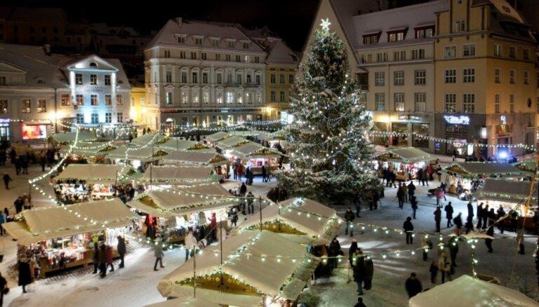 Svētku laiks Igaunijā. Ko kaimiņzemē apskatīt decembrī?