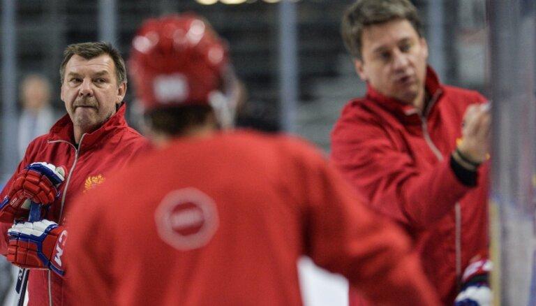 Витолиньш признал ошибку тренерского штаба сборной России в поражении от канадцев на ЧМ-2017