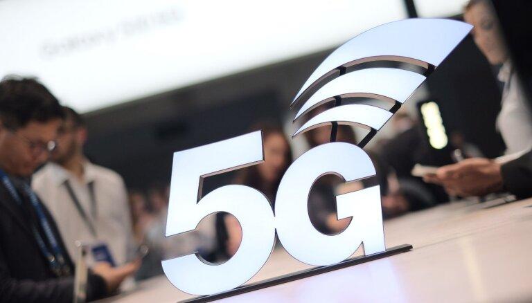 Japānas un Dienvidkorejas tirdzniecības konflikts apdraud 5G ieviešanu