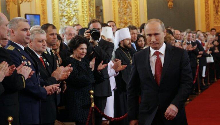 Западные СМИ: Путин дал понять, что россиянам лучше не высовываться
