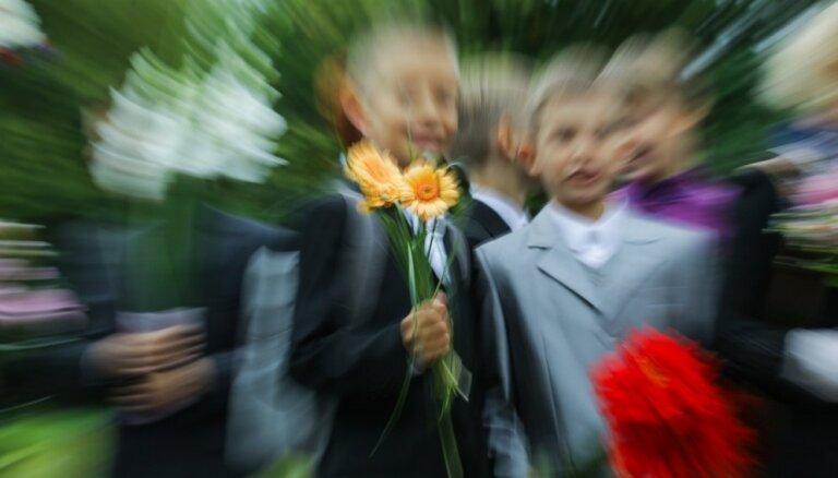 Latvijā svin Zinību dienu – jaunā mācību gada sākumu