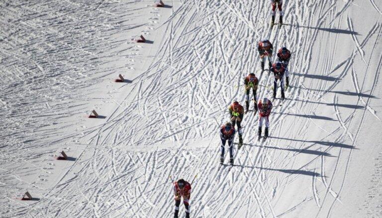 Vinogradovs kļūst par pirmo Latvijas sportistu neatkarīgās valsts vēsturē, kurš finišē PČ ziemeļu divcīņā