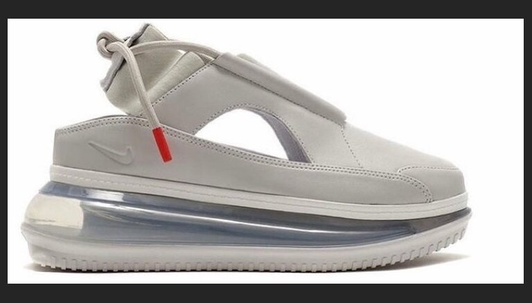 ФОТО. Nike выпустил кроссовки в форме утюга и разъярил женщин