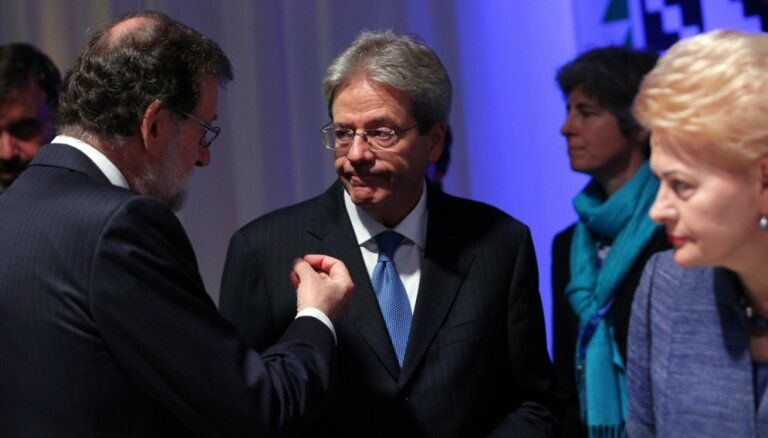 ES valstis vienoti cīnīsies par Irānas kodollīguma saglābšanu un tirdzniecību ar ASV